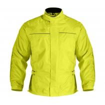 Bunda do deště Oxford Rain Seal fluo žlutá