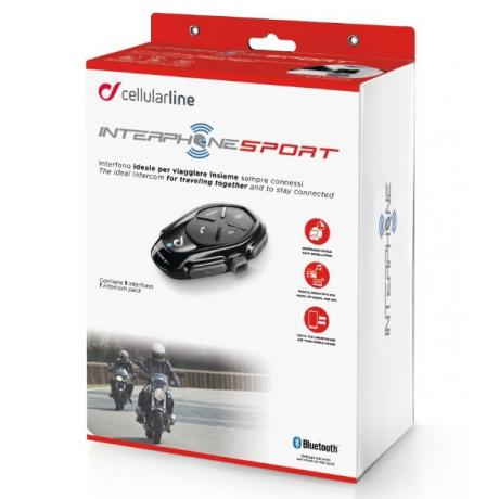 CellularLine Interphone Sport Single Pack