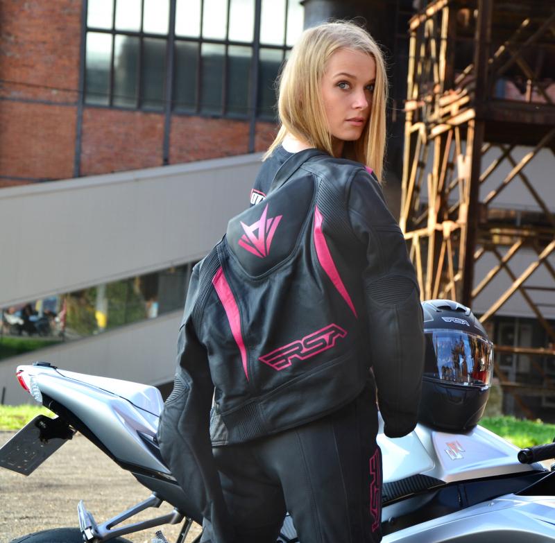 ... Dámská kombinéza na motorku RSA Misty výprodej baa8cea6d38
