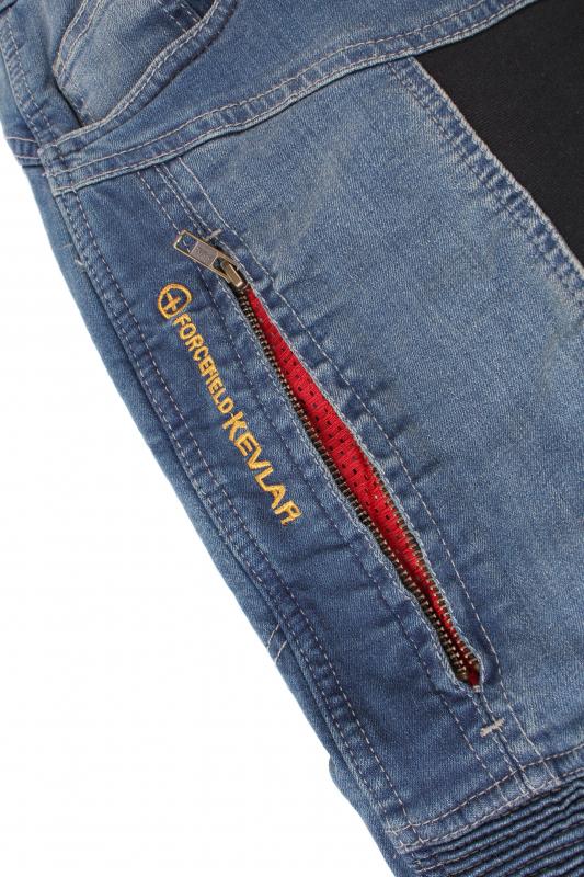 a8bea8f70 ... Dámské kevlarové jeansy Trilobite TUV CE - prodloužené výprodej ...
