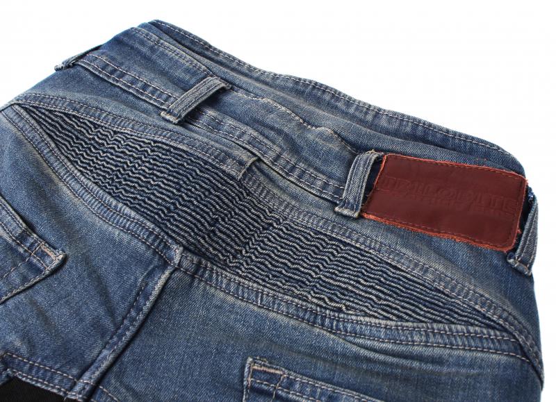 ... Dámské kevlarové jeansy Trilobite TUV CE - prodloužené výprodej ... 9fe8e94473