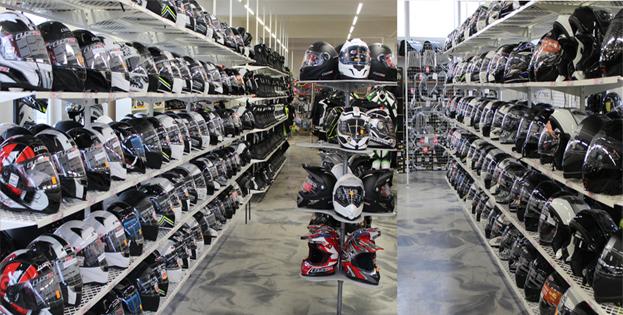 V naší nové prodejně naleznete tísíce položek motocyklového zboží. Díky  tomu jsme schopni rychle uspokojit většinu našich zákazníku a zboží ihned  expedovat. 0bc9d87ef6