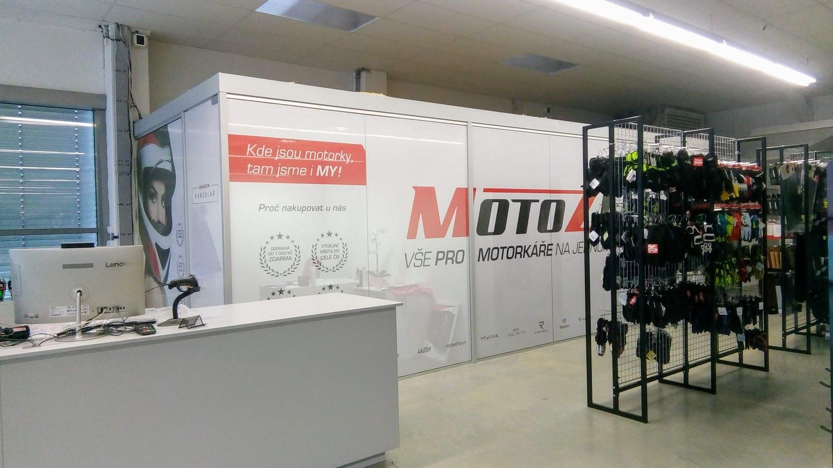 Motoshop Praha moto rukavice