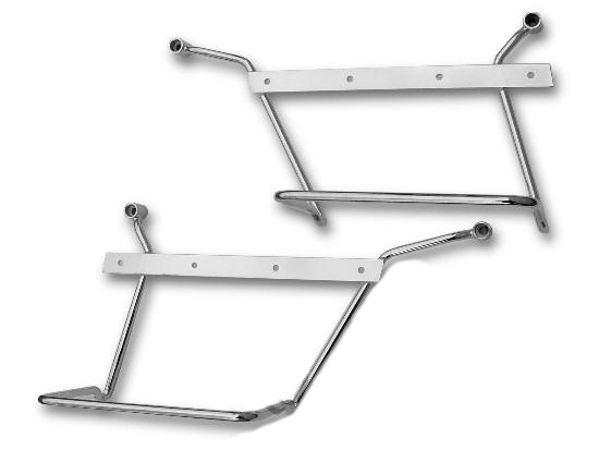 Podpěry pod brašny s podporou - Suzuki Intruder M1500