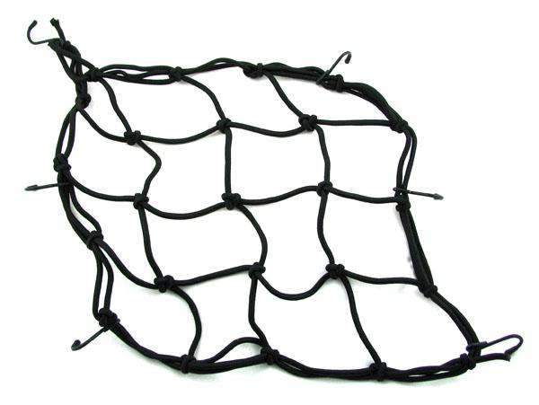 Moto síťka na motorku - Pavouk