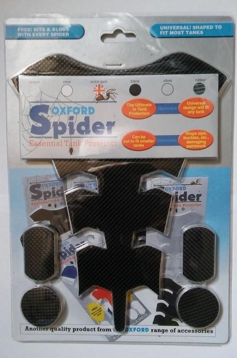 Polep palivové nádrže tankpad Oxford Spider