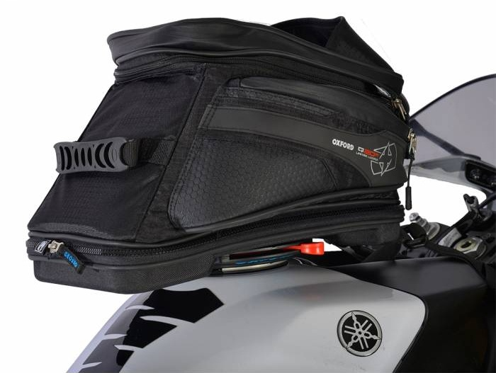 Tankbag na motocykl Oxford Q20R Adventure QR