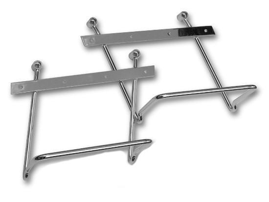 Podpěry pod brašny s podporou - Yamaha Drag Star 650 Custom