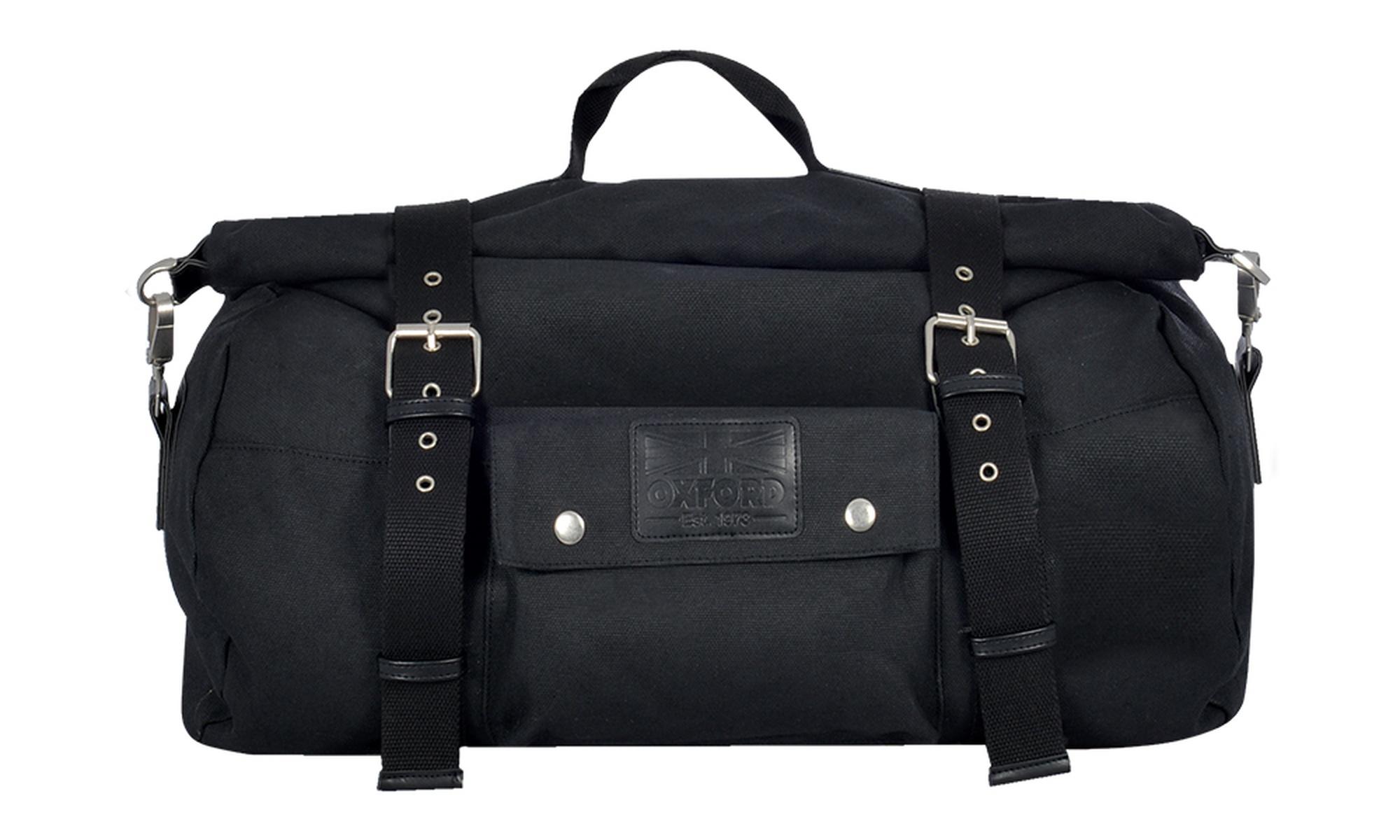 Brašna na sedlo Oxford Roll Bag Heritage 30l