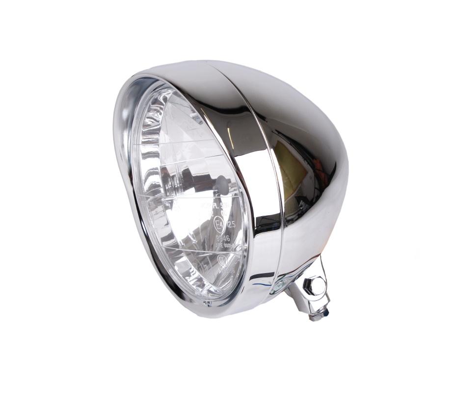 Přední chromované světlo R-TECH 9230