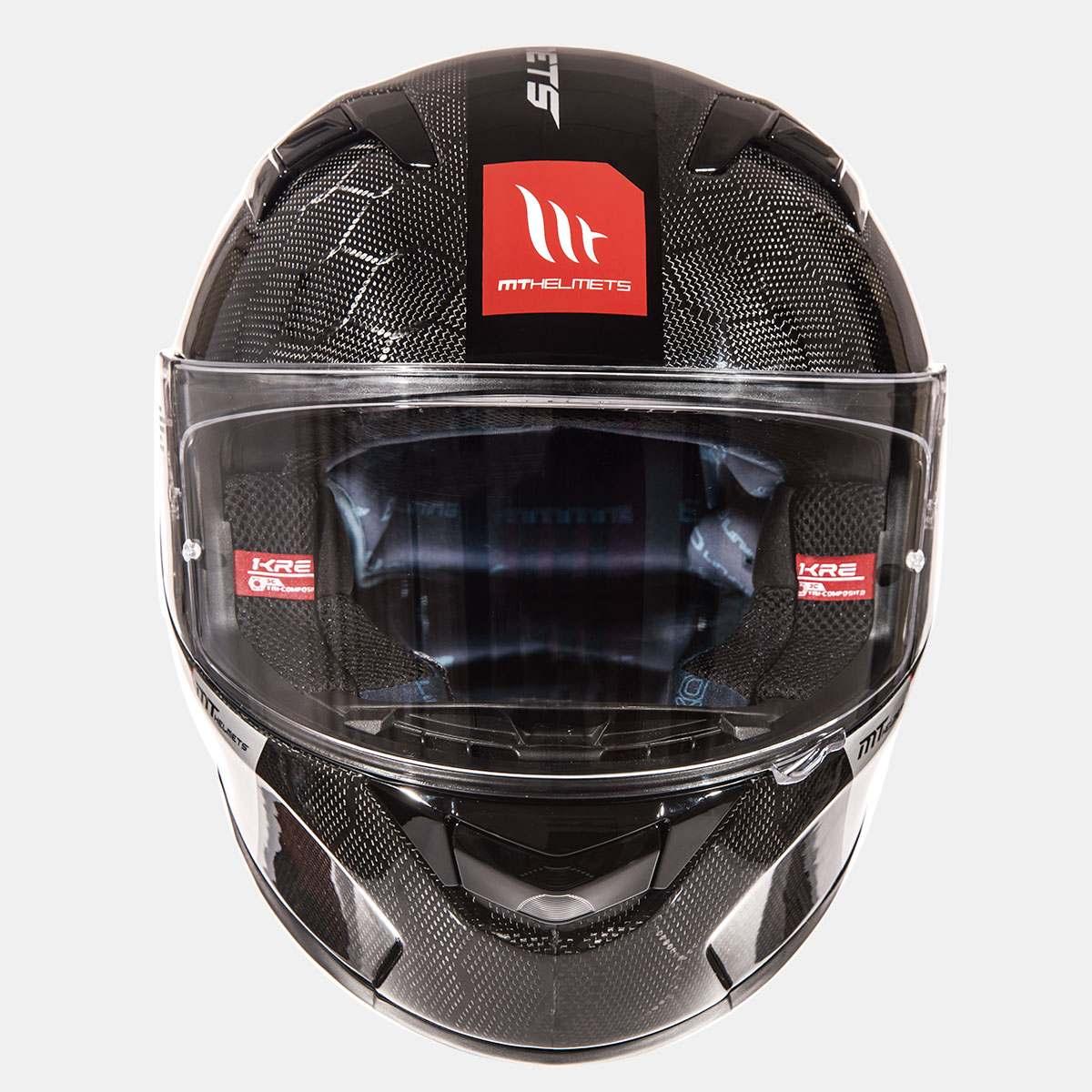 Integrální přilba na motorku MT Kre Snake Carbon