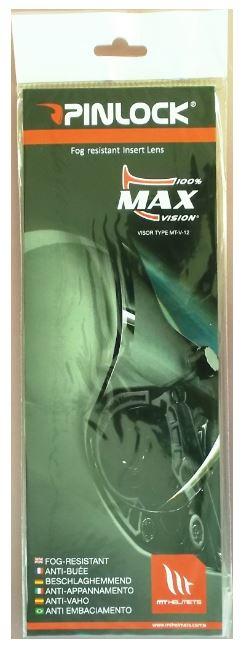 Pinlock pro přilbu MT V-12 čirý