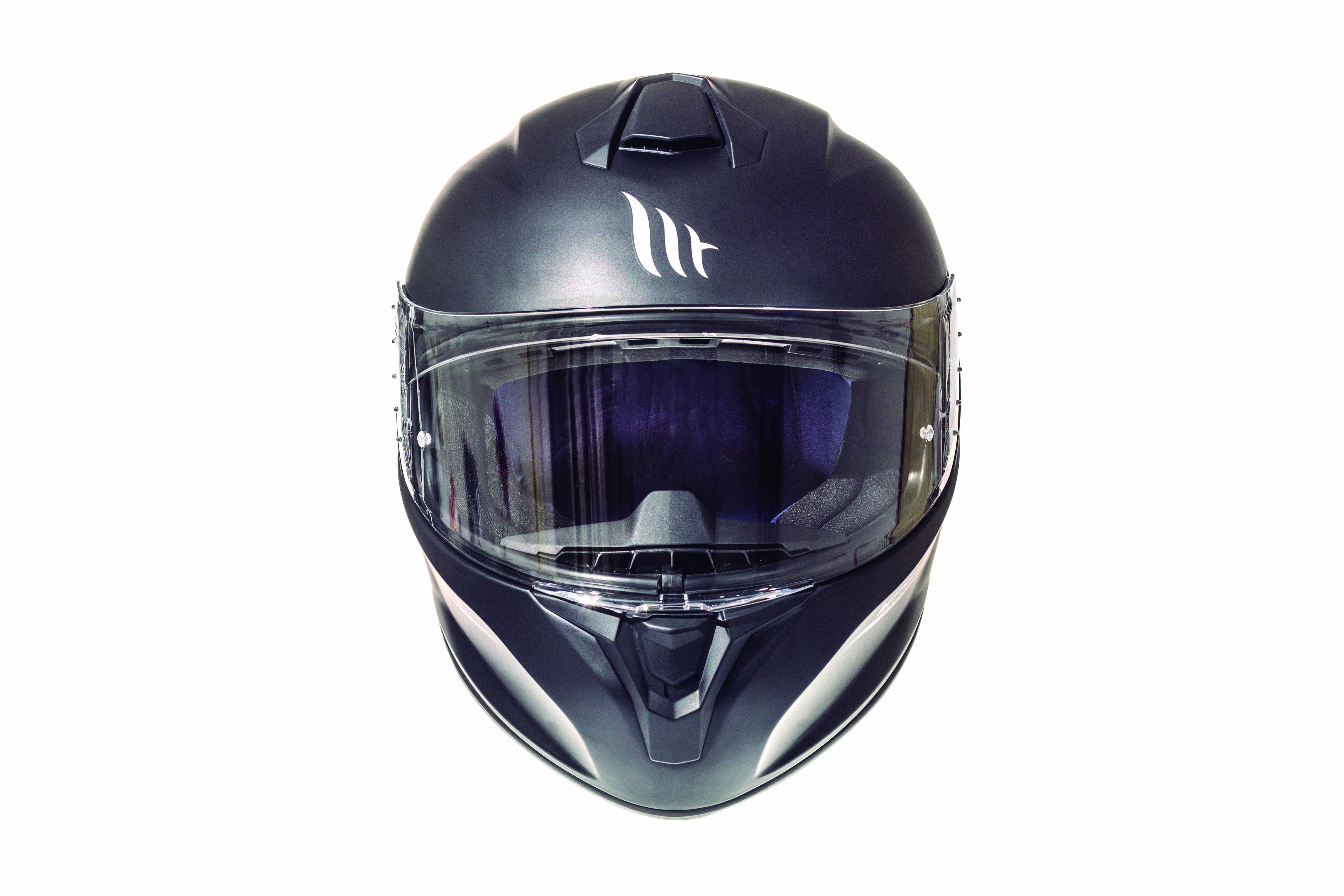 Integrální přilba na motorku MT Targo černá matná