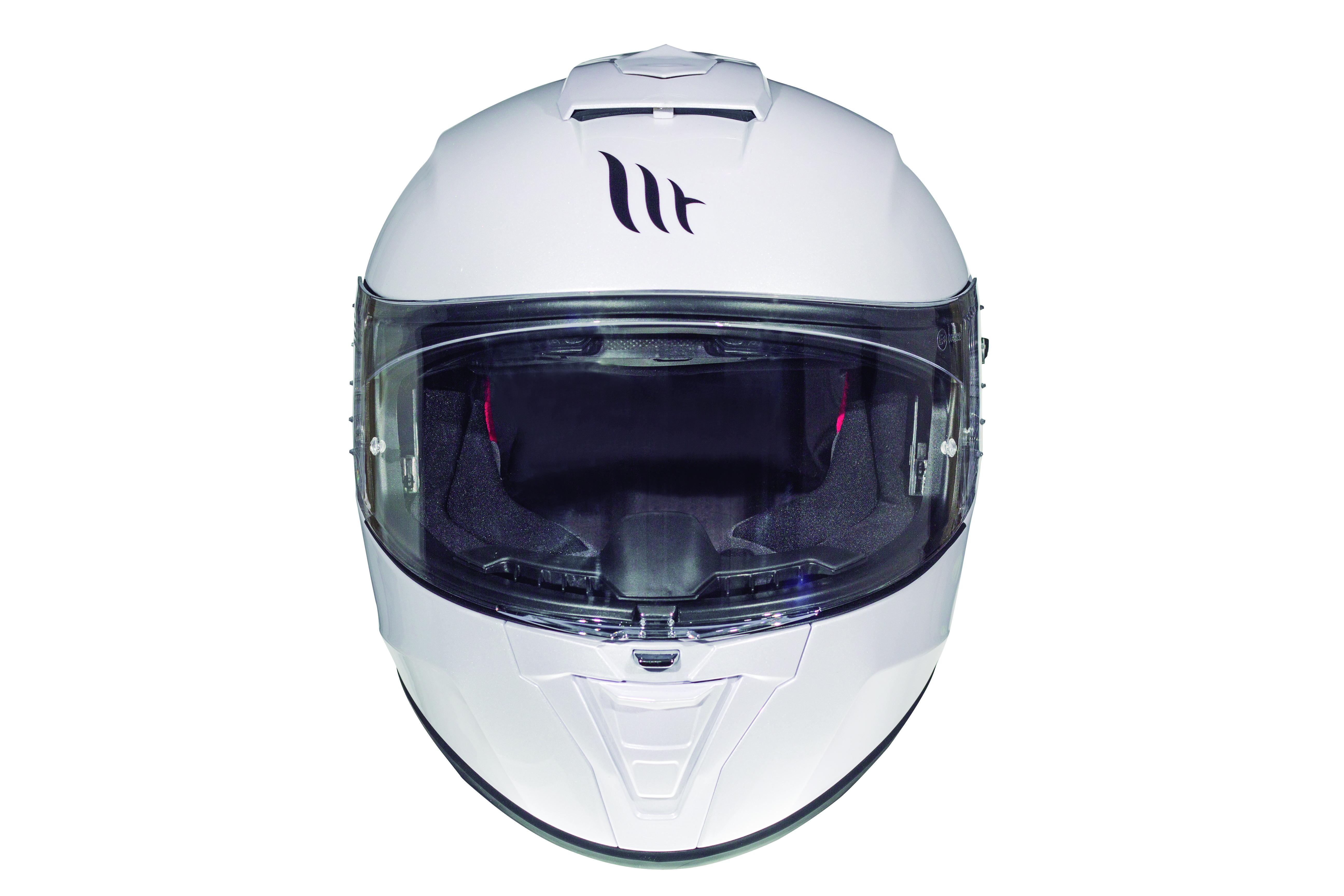 Integrální přilba na motorku MT Blade 2 SV bílá