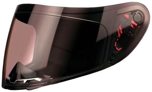 Červené plexi MT-V-12 MAX VISION
