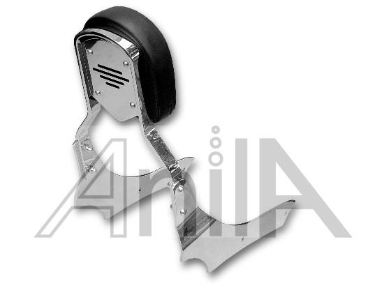 Opěrka spolujezdce - Kawasaki VN 800 classic