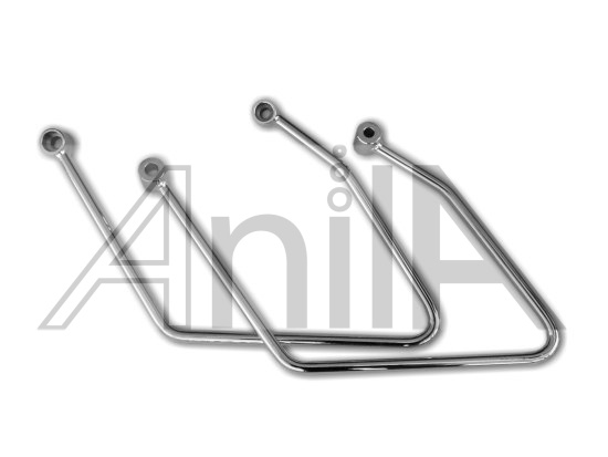 Podpěry pod brašny - Honda Shadow VT750 C4