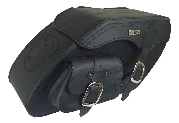 Kožené brašny na motorku RSA-5A