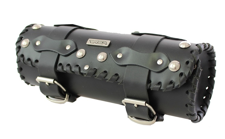 Kožená rolka na motorku Chopper/Custom RSA-2B