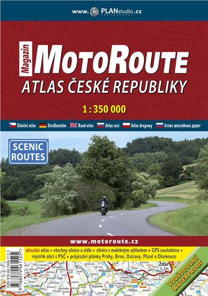 Moto Mapa Moto Pruvodce Cr 1 350 000 Motozem Cz