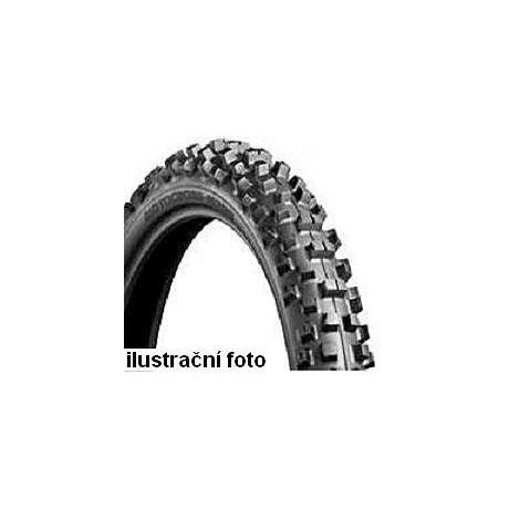 Moto pneu Bridgestone-Cross 100/90-19 M404