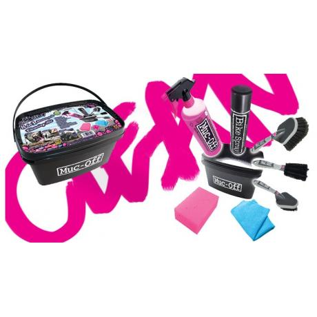 Muc-Off 8 in 1 Motorcycle Cleaning Kit