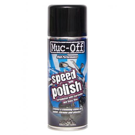 Muc-Off Speed Polish - lěštěnka a vosk 400ml