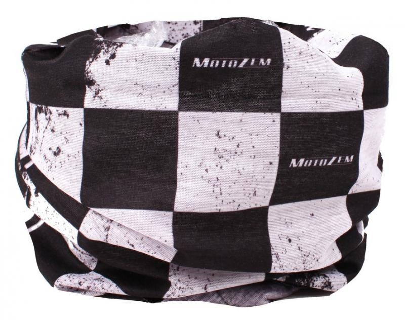 Multifunkční šátek na motorku Motozem ... b5377cb23b