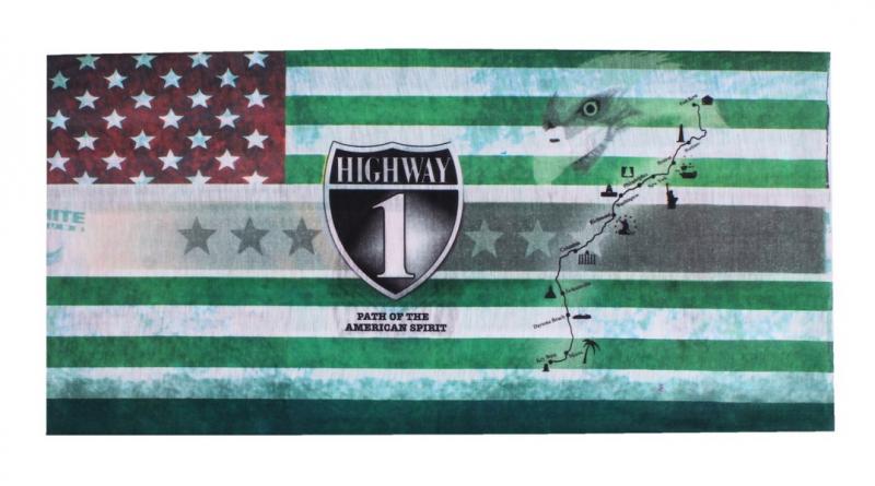 Multifunkční šátek na motorku RSA Highway Multifunkční šátek na motorku RSA  Highway d4e74467d8