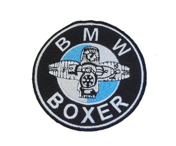 Nášivka a nažehlovačka BMW Boxer  ca84f5edc8