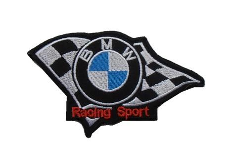 Nášivka a nažehlovačka BMW RS malá  3d6b31403e