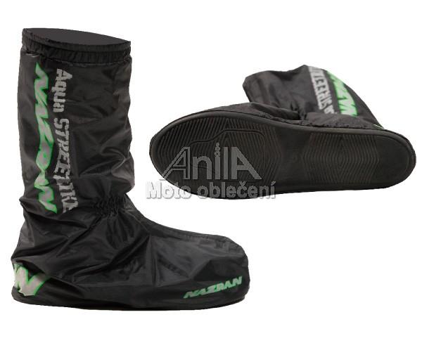 Nepromokavé návleky na boty Nazran-AQUA STREET 3  d5c6460786