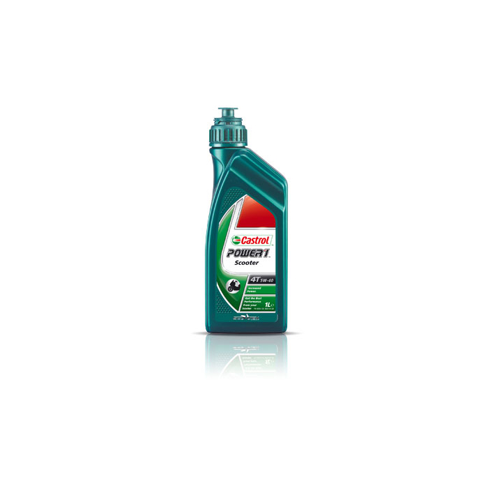 Olej Castrol Power 1 Scooter 4T 5W-40