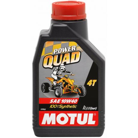 Olej Motul Power Quad 4T 10W40 1L