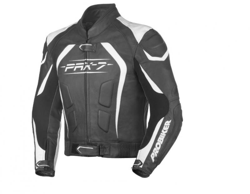 Pánská kožená bunda na moto Probiker PRX-7 výprodej 9957c31187