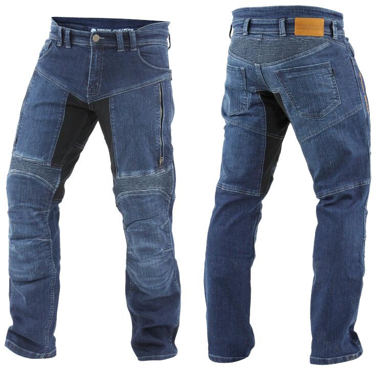 c5cd2368ba1 Pánské kevlarové jeansy Trilobite TUV CE výprodej