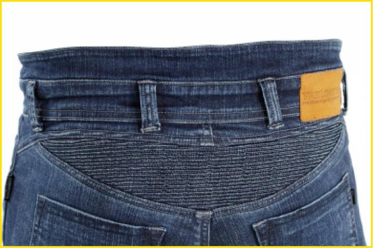 9b59405a6 ... Pánské kevlarové jeansy Trilobite TUV CE výprodej