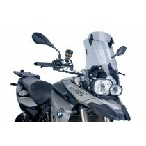 Plexi na moto Puig-BMW F800 GS (08-15) TOURING WITH VISOR