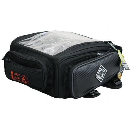 Tankvak na motorku Pack´N GO MTB Black Leather